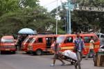 PENATAAN TRANSPORTASI SOLO : 59% Angkuta di Solo Masih Milik Privat