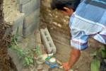 AIR BERSIH SRAGEN : Air PDAM di Desa Purworejo Macet, Warga Mandi di Kali