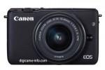 Canon EOS M10 (Ubergizmo)