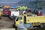 DEMO BURUH : Buruh Mogok, Pengusaha Truk Bisa Rugi Rp224 Miliar