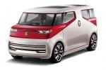 MOBIL KONSEP : Begini Uniknya VW Combi Ala Suzuki