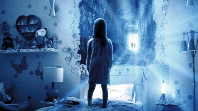 Poster Paranormal Activity_ The Ghost Dimension (Facebook.com)