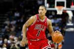 KABAR NBA 2015/2016 : Derrick Rose Belum Terbebas Cedera