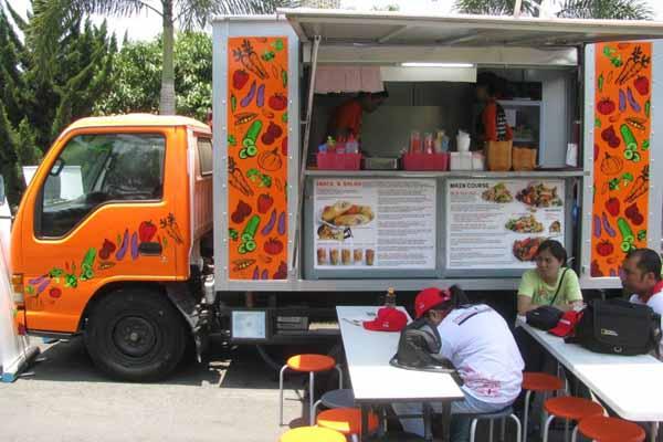 Harga Makanan Di Food Truck Semakin Mahal