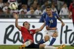 KUALIFIKASI EURO CUP 2016 : Italia Kokoh di Puncak Seusai Taklukkan Norwegia