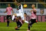 HASIL PERTANDINGAN LIGA SERIE-A ITALIA : Palermo Tahan Imbang Inter Milan 1-1