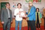 Penyerahan Nusantara CSR Awards 2015. (Istimewa)