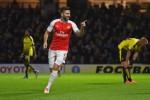 WATFORD VS ARSENAL : Hajar Watford, Arsenal Menang Telak 0-3