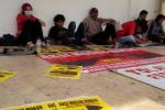 BANDARA KULONPROGO : Puluhan Warga Mogok Makan Tolak Pembangunan Bandara