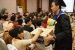 MUSIBAH KABUT ASAP : Wisudawan FEB Undip Galang Dana Korban Asap