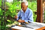 Jamasan sebagai upaya pemeliharaan warisan budaya. (Multi Ilham Anugriya/JIBI/Harian Jogja)