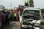 KECELAKAAN BOYOLALI : 3 Kecelakaan di Jalan Raya Solo-Semarang, 1 Tewas