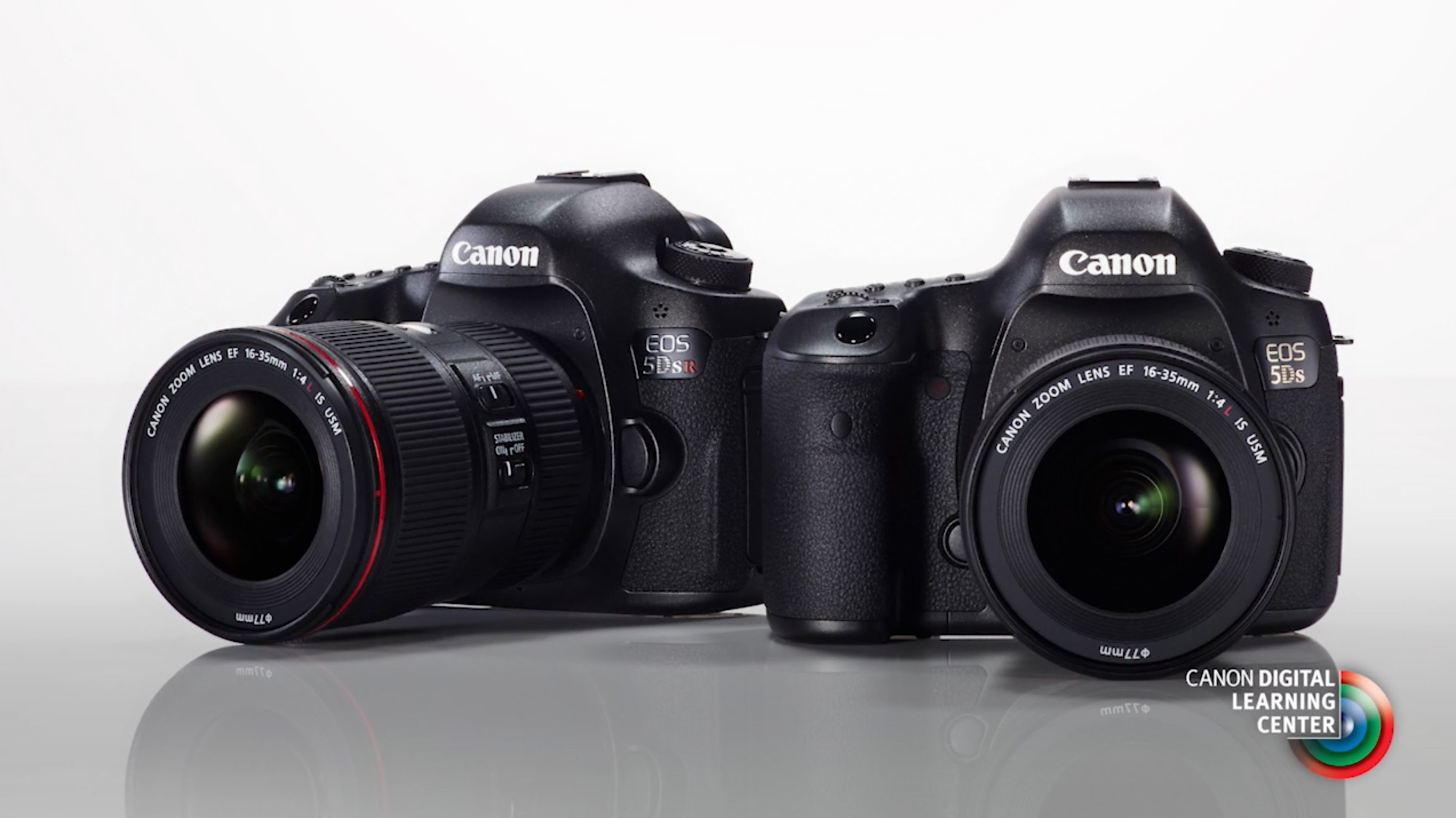 Canon EOS 5DS (Youtube)