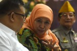 Khofifah Bertemu Jokowi Rabu Pagi, Mau Mundur dari Mensos?