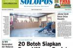 "SOLOPOS HARI INI : Jokowi Singgung ""Papa Minta Pulsa"""