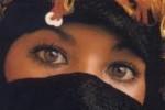 Ilustrasi wanita Maroko (www.pinterest.com)