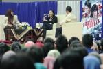 KAMPUS JOGJA : Livi Zheng Ungkapkan Kunci Keberhasilan pada Mahasiswa UNY