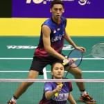 Ronald-Melati Gagal ke Final (Badmintonindonesia.org)