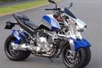 Sepeda motor konsep Yamaha OR2T. (Gizmag.com)