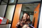 Mantan Sekjen Partai Nasdem Patrice Rio Capella berjalan keluar ruangan saat akan menjalani sidang perdana kasus dugaan penerimaan gratifikasi terkait proses penanganan perkara bantuan daerah di Sumatera Utara di Pengadilan Tipikor, Jakarta, Senin (9/11/2015). Jaksa mendakwa Rio Capella dengan dua pasal, yaitu sebagaimana diatur dan diancam pidana dalam Pasal 12 huruf a Undang-Undang tentang Pemberantasan Tindak Pidana Korupsi, serta Pasal 11 Undang-Undang Pemberantasan Tindak Pidana Korupsi dalam persidangan dengan agenda pembacaan dakwaan tersebut. (JIBI/Solopos/Antara/Rosa Panggabean)