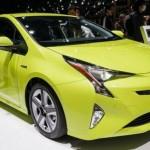 Toyota Prius 2016. (Indianautosblog.com)