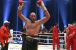 Tyson Fury (Reuters)