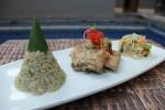 iga bakar saus areh (JIBI/Harian Jogja/dok.Cystal Lotus Hotel)