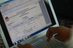 Pencermatan data pemilih. (JIBI/Harian Jogja/Desi Suryanto)