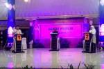 Suasana debat Cawabup di Pendapa Parasamya Kantor Bupati Sleman, Santu (21/11/2015) malam. (Harian Jogja/Bernadheta Dian Saraswati)