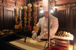 Salah satu masakan ala timur tengah di Sofra Bistro. (Harian Jogja/Kusnul Isti Qomah)