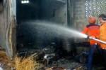 KEBAKARAN SUKOHARJO : Rumah Pengrajin Sangkar Burung Ludes Terbakar, Kerugian Rp500 Juta