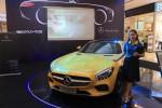 MOBIL BARU : Mercedes Benz AMG GT S Ini Dijual Rp4,7 Miliar!