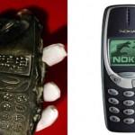 KONTROVERSI ALIEN : Artefak 800 Tahun Mirip Ponsel Ditemukan, Peninggalan Alien?