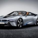 MOBIL BMW : BMW I8 Makin Seksi Tanpa Atap, Muncul Januari 2016