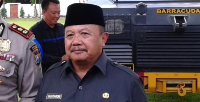 Bupati Madiun Muhtarom. (Irawan Sapto Adhi/JIBI/Madiunpos.com)