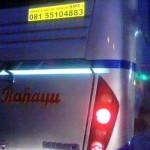 BUS UGAL-UGALAN : Pernah Adukan Bus Ugal-Ugalan? Begini Respons Pemegang Nomor Kritik dan Saran…