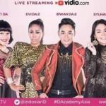 D' ACADEMY ASIA : Nyanyi Lagu Melayu, Cengkok Lesty Kurang Halus