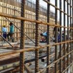 Proyek jalan tol Trans Jawa ruas Solo-Kertosono di Kabupaten Madiun, Selasa (22/12/2015). (JIBI/Solopos/Antara/Siswowidodo)