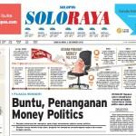 Halaman Soloraya Harian Umum Solopos edisi Rabu, 2 Desember 2015