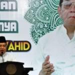 JK Kenang Momen dengan KH Hasyim Muzadi Pasca-Bom Bali