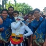 PILKADA WONOGIRI : Massa Berbaju Batik Datangi Panwaslu, Ini Yang Disampaikan Warga