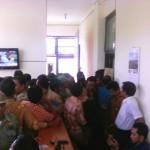 PILKADA SOLO : Penyampaian Formulir C1 di KPU Solo Ricuh, Ini Pemicunya