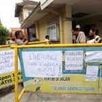 ADHA DI SOLO : Bangunan Eks Puskesmas Setabelan Tak Layak untuk ADHA