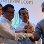 BISNIS ONLINE : Mataharimall.com Gandeng PT Pos Indonesia Hadirkan O2O