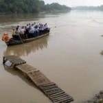 BANJIR BOJONEGORO : Banjir Masih Intai Hilir Bengawan Solo, Kecuali Bojonegoro