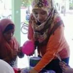EKONOMI MADIUN : Pengusaha Handicraft Bojonegoro Dorong Perempuan Madiun Mandiri Finansial