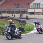 Praktik safety riding. (Dok. JMO)