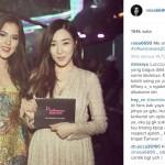 INSTAGRAM ARTIS : Daebak! Raisa Selfie Bareng Tiffany SNSD dan Jay Park