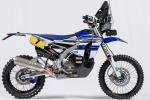 Yamaha WR450F Rally (Autoevolution)
