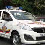 MOBIL SUZUKI: Ertiga Jadi Mobil Pemburu Penjahat di India